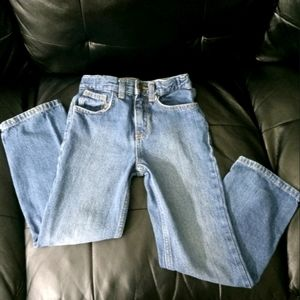 Cat & Jack Relaxed Straight Jeans WP1